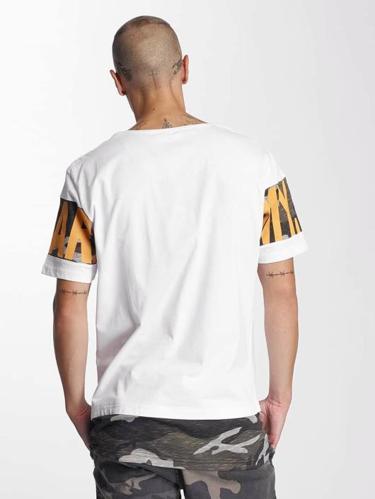 Bangastic T-Shirt Army white
