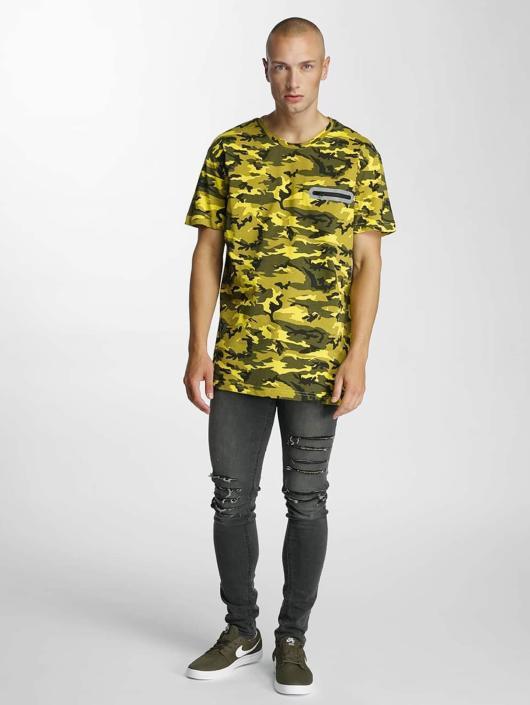 Bangastic T-Shirt Pocket yellow