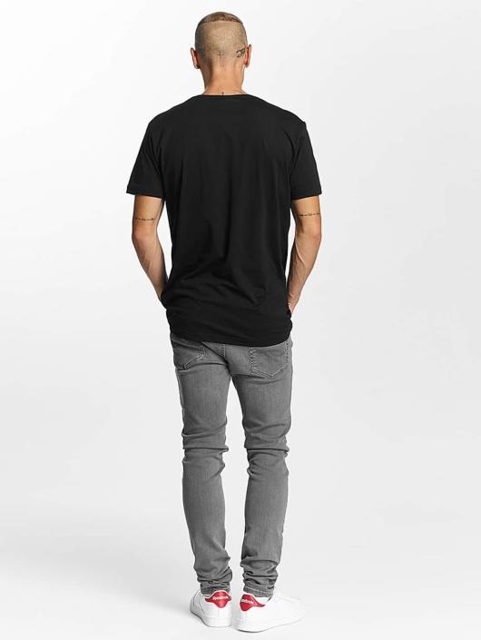 Bangastic T-Shirty Finessed czarny