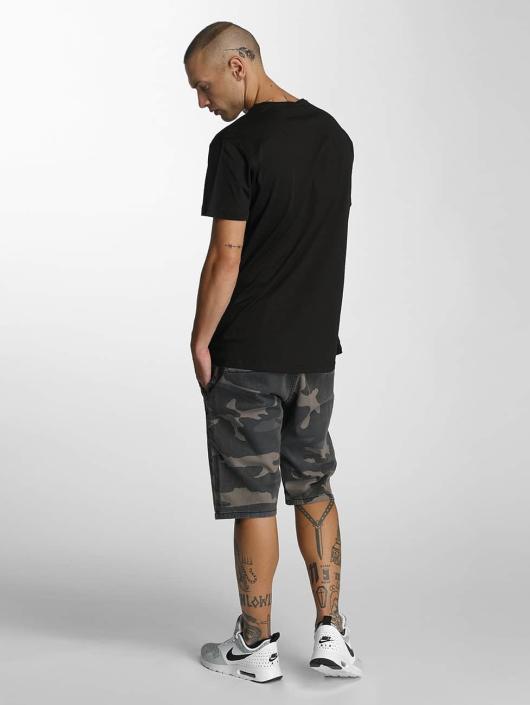 Bangastic T-Shirty Smoke czarny