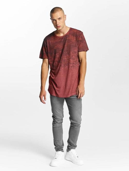 Bangastic T-Shirty Fadin' czerwony