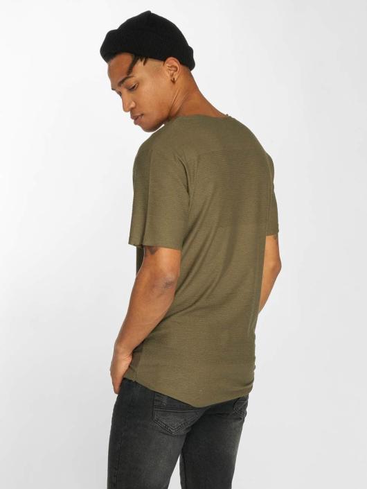 Bangastic T-Shirty Chet oliwkowy