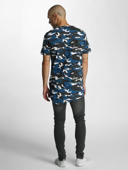 Bangastic T-skjorter Camo blå