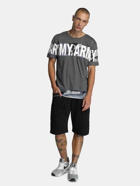 Bangastic T-skjorter Army grå