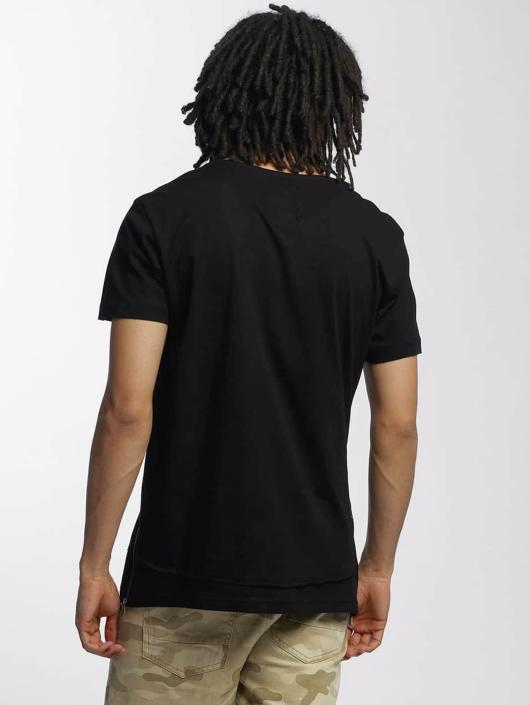 Bangastic T-skjorter Real Banger Lando svart