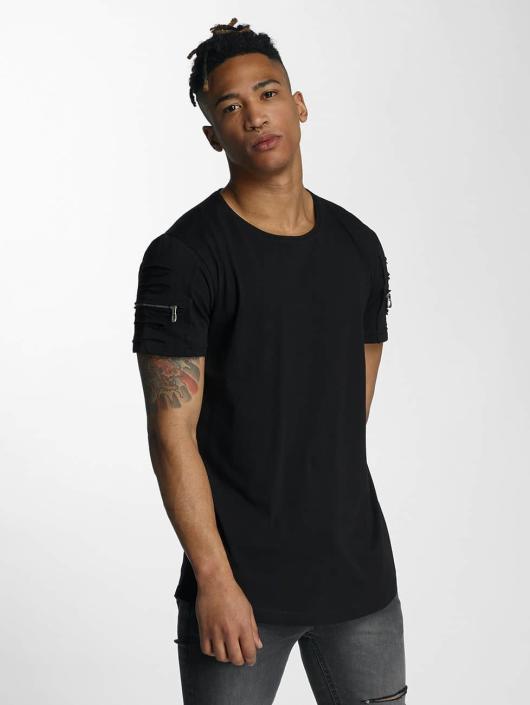 Bangastic T-skjorter Zip svart