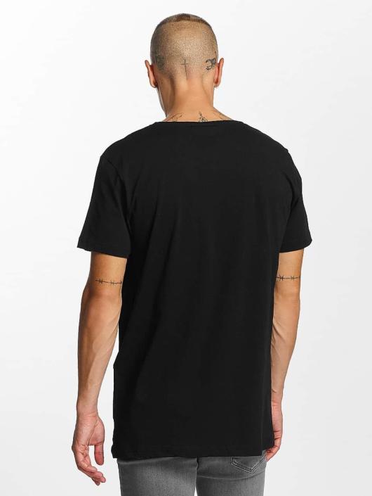 Bangastic T-skjorter Tiger svart