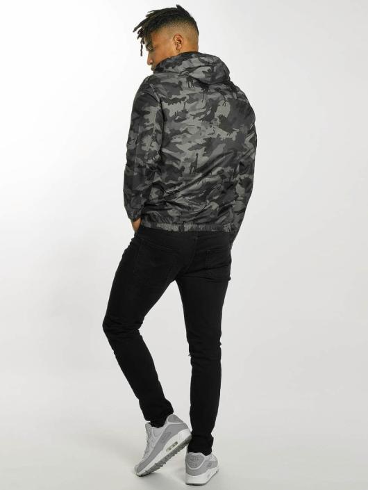 Bangastic Veste mi-saison légère Aznar camouflage