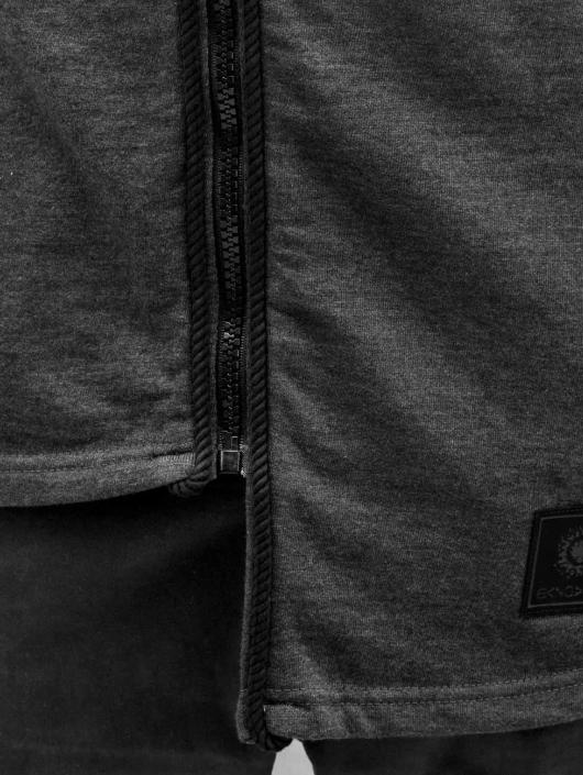 Bangastic Zip Hoodie Symbols schwarz