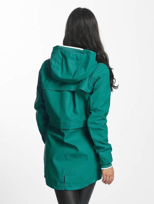 Bench Демисезонная куртка Bonded Slim бирюзовый