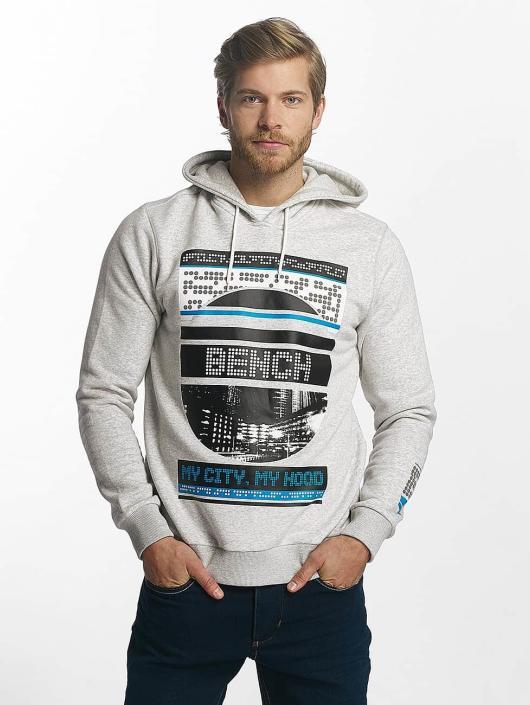 Bench Bluzy z kapturem Graphic szary