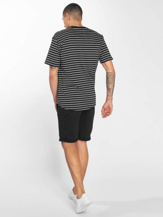 Bench Camiseta Striped negro