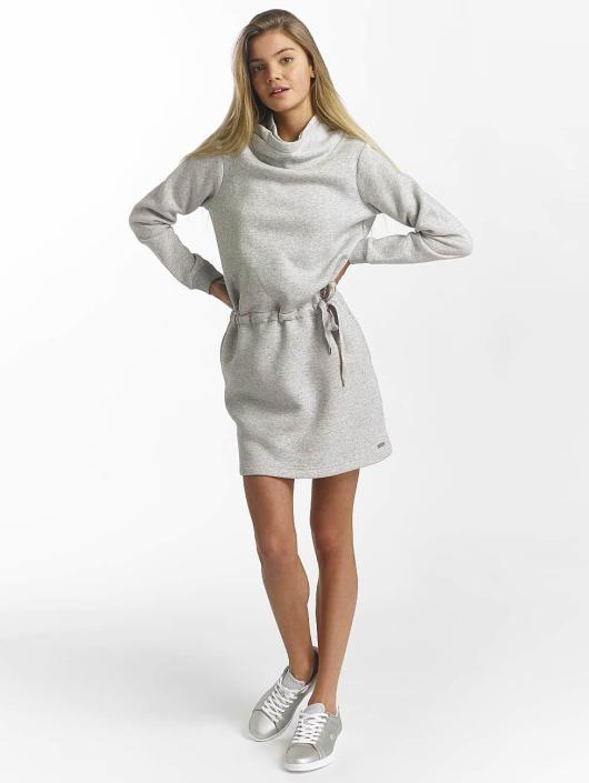 Bench Dress Funnel grey