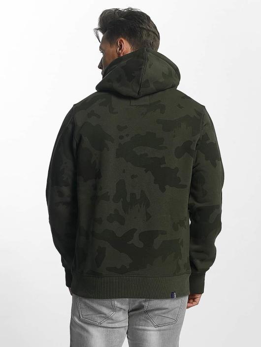 Bench Hupparit Camo Hoody camouflage