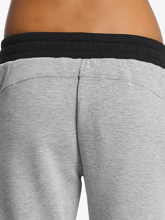 Bench Jogging kalhoty Core Colorblock šedá