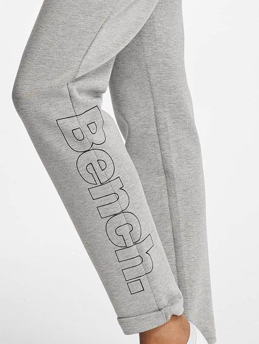 Bench Jogginghose Core Colorblock grau
