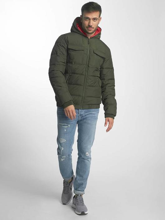 Bench Kurtki zimowe Schoolboy zielony