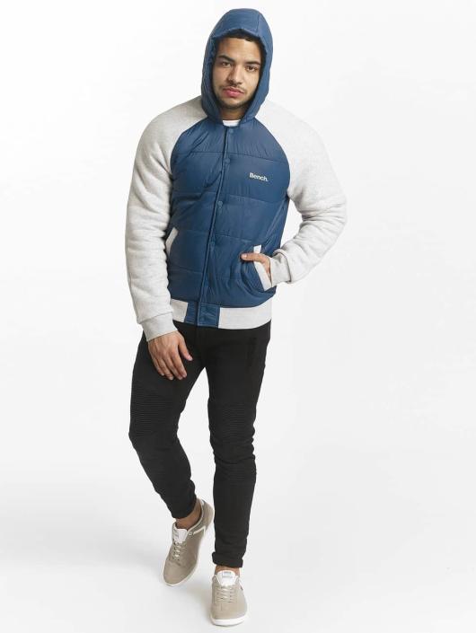 Bench Lightweight Jacket Fabric Mix blue