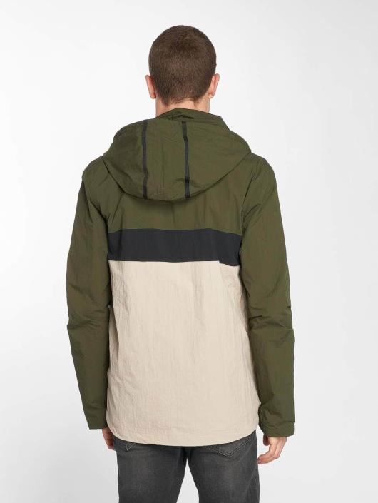 Bench Lightweight Jacket Life khaki