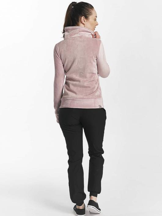 Bench Lightweight Jacket Fleece Funnel rose