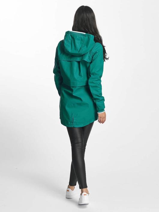 Bench Lightweight Jacket Bonded Slim turquoise