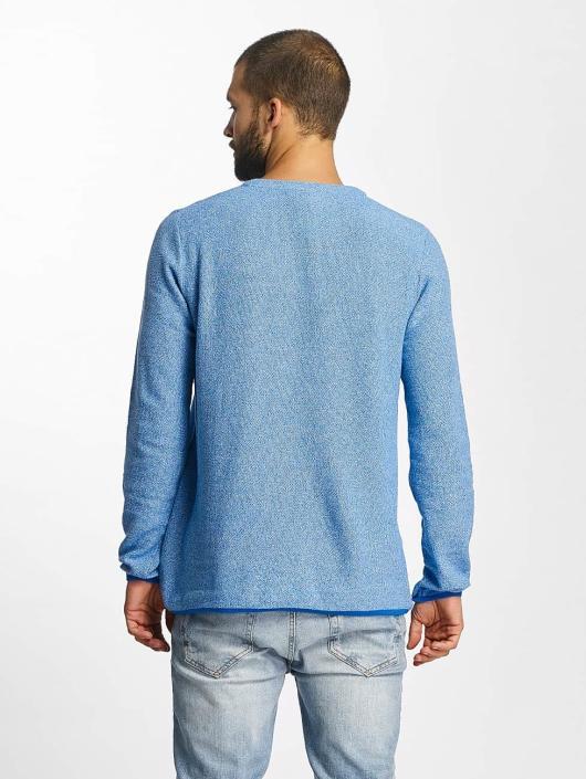 Bench Maglia Structured blu