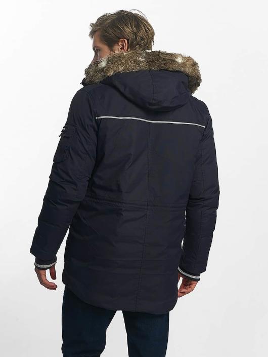 Bench Homme Blmk001056 Hiver 447127 Bleu Manteau CsQrtdh