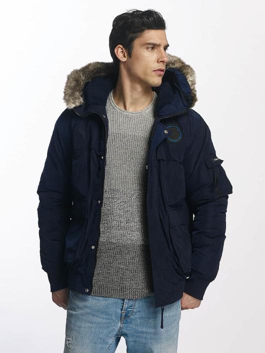 Bench Manteau hiver Nomens bleu