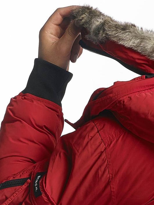 Bench Manteau hiver Nomens rouge