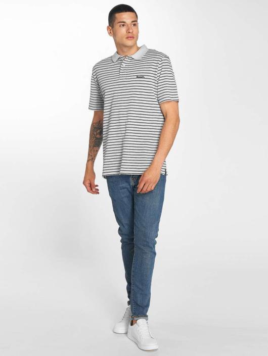 Bench Polo Y/D Stripe grigio