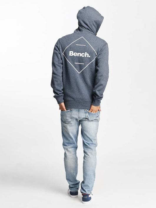 Bench Sudaderas con cremallera Basic azul