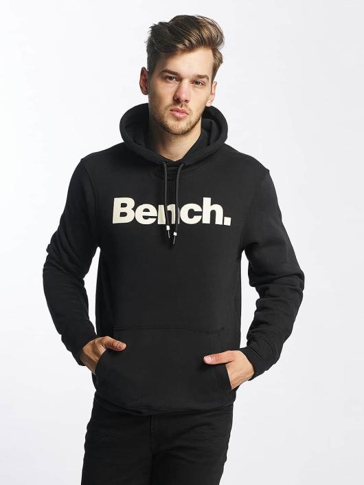 Logo noir Sweat capuche homme Seulement Bench Vêtements