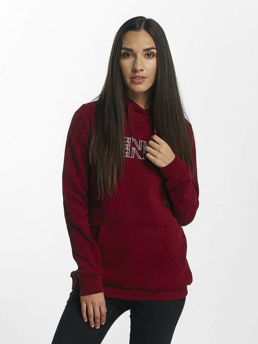 Bench Sweat capuche Corp Print rouge