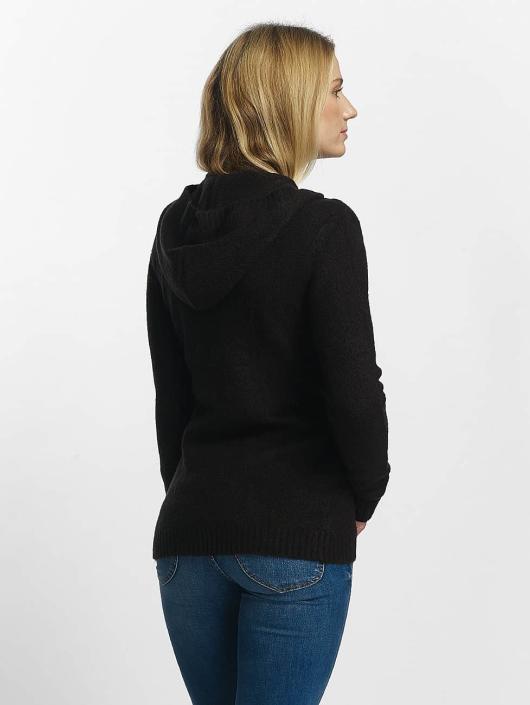 Bench Sweat capuche zippé Asymmetric noir