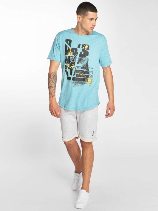Bench T-shirt Graphic II blå