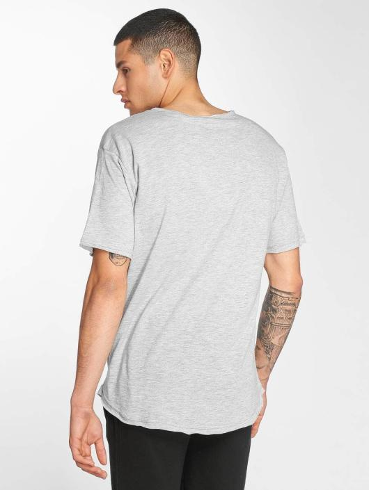 Bench T-Shirt Graphic grau