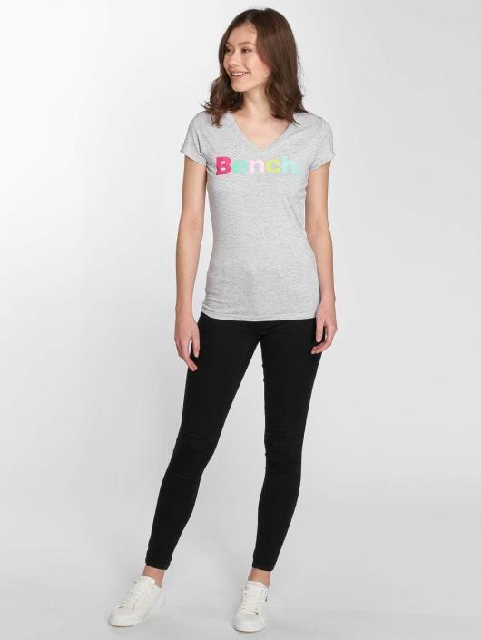 Bench T-Shirt Shootclean grau