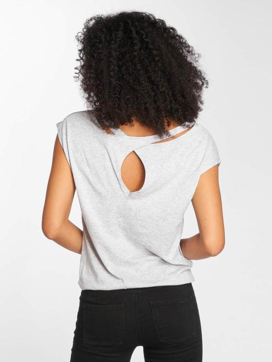 Bench T-shirt Back Detail grigio