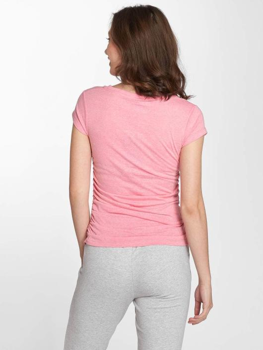 Bench T-Shirt Logo magenta