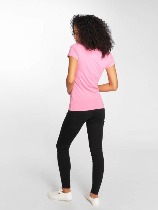 Bench T-Shirt Shootclean magenta