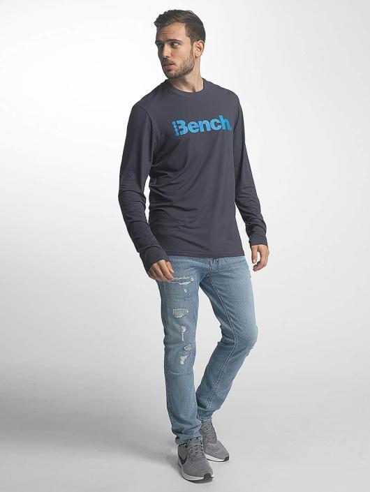 Bench T-Shirt manches longues Corp bleu