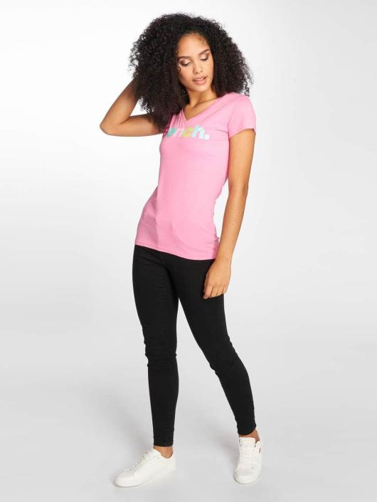 Bench T-Shirt Shootclean pink