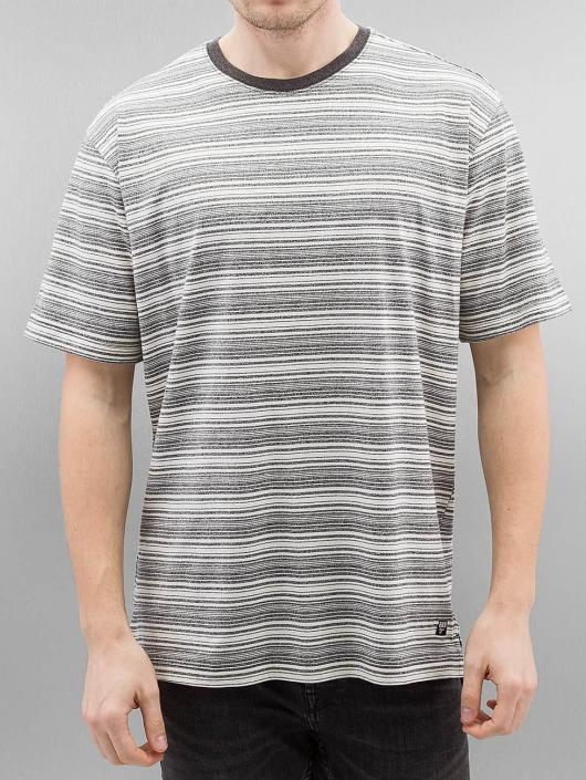 Bench T-Shirt YD Stripe schwarz