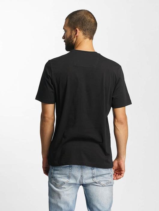 Bench T-Shirt Corp schwarz