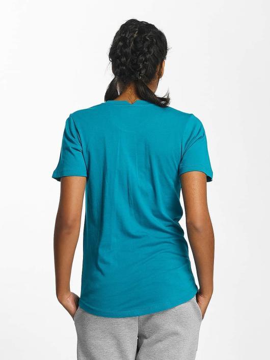 Bench T-shirt Core Logo turchese