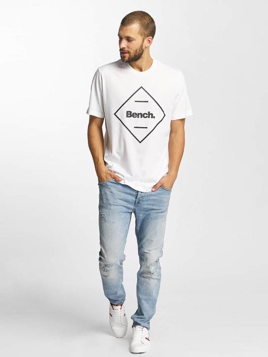 Bench T-Shirt Corp white