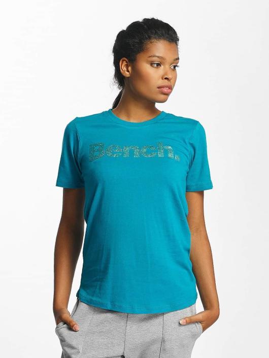 Bench T-skjorter Core Logo turkis