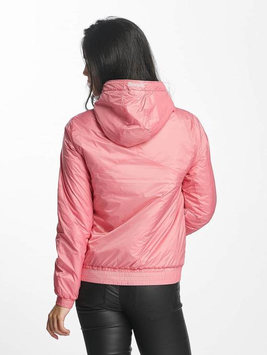 Bench Transitional Jackets Light Padded rosa