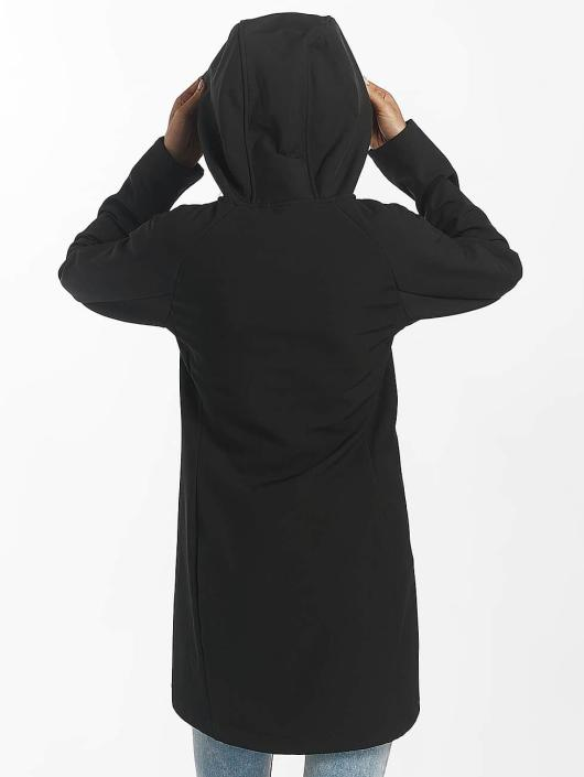 Bench Transitional Jackets Slim Longline Bonded svart