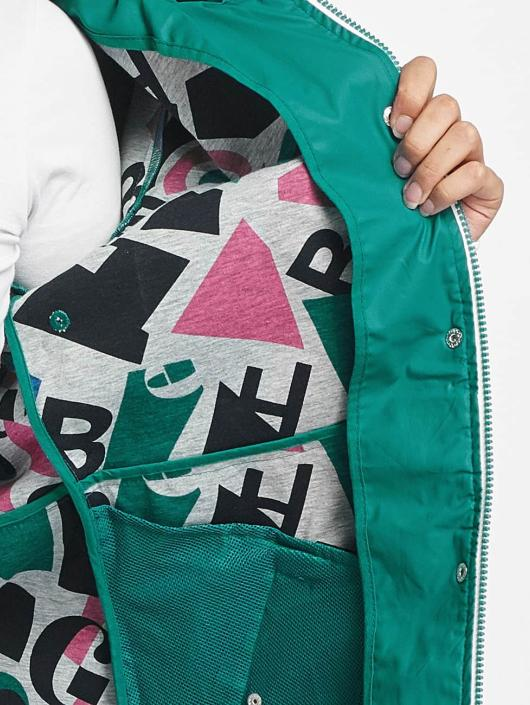 Bench Transitional Jackets Bonded Slim turkis